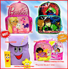 Cartoon Backpack new DORA THE EXPLORER BEN 10 BARBIE NEW shoulderbag school kids