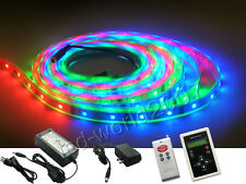 5M 5050 RGB LED Strip Magic Color Digital Chasing Light HL1606