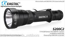 Eagletac S200C2 Cree XM-L2 LED Flashlight - 1116 Lumens (T200C2 Upgrade)