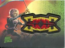 Mars Attacks Invasion Patch Relic Card MP-15