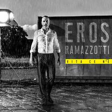 "Eros Ramazzotti : Vita Ce N'è CD Album with 7"" Single 2 discs (2018) ***NEW***"