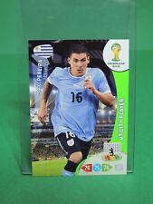 Panini #308 Maxi Pereira Utility Player Fifa World Cup Brasil 2014 Adrenalyn XL