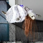 Animated Floating Running Lighted Eyes Halloween Haunted House Prop Decor