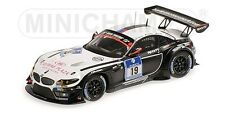 Bmw Z4 Gt3 Team Schubert Werner Mueller Luhrs 24h Nurburgring 2014 1:43 Model