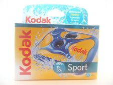 KODAK SPORT UNDERWATER WATERPROOF DISPOSABLE 35mm CAMERA By Ist CLASS ROYAL MAIL