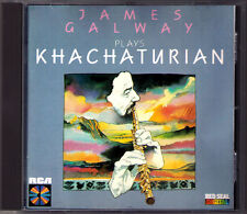 James Galway Khachaturian Flute Concerto Sabre Dance gayaneh Myung-Whun Chung CD