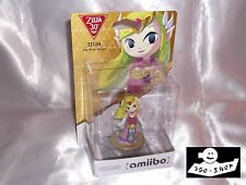 NINTENDO AMIIBO ZELDA THE WIND WALKER NEU OVP Cartoon amibo 30th waker