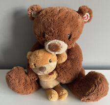 Hallmark Count On Me Teddy Bear Plush Sings Tested Works Perfect EUC! FREE SHIP!