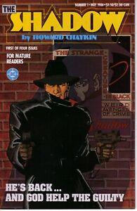 THE SHADOW MINI SERIES #1 (FN-) 1986 Howard Chaykin