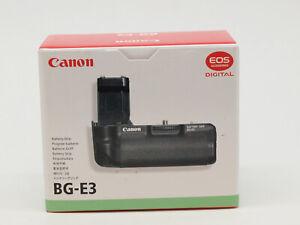 Canon BG-E3 Vertical Grip/Battery Holder