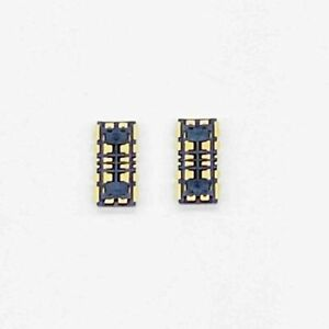 New 2Pcs For Google Pixel 4 XL on the mainboard Inner FPC Connector Battery Clip
