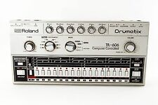 Roland TR-606 Drumatix Vintage Analog Drum Machine Free shipping From japan