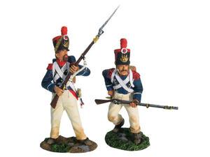 Britains  17847 French Napoleonic Line Grenadiers Assault set #1