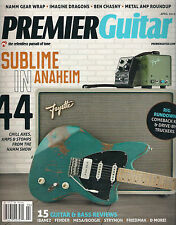 PREMIER GUITAR April 2015 IMAGINE DRAGONS Oliver Ackermann Ben Chasny Reine Fisk