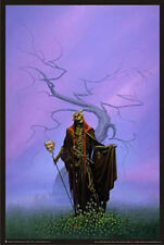 Michael Whelan's Destroying Angel – 24 x 36 inch Fantasy Art Poster