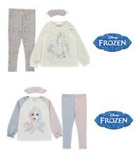 Vêtements ensemble pyjama à longueur des manches manches longues pour fille de 2 à 16 ans