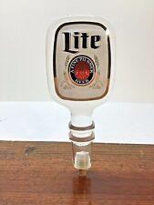 Vintage Miller Lite Beer Tap