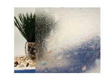 "Clear Gems Cut Glass Static Cling Window Film, 35"" Wide x 6.5 ft"
