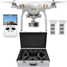 DJI Phantom 3 Professional Quadcopter Drone with 4K Camera Flight Bundle