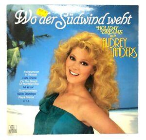 Vinyl LP - Ariola 41 220 5 - Audrey Landers - Wo der Südwind weht (W12)