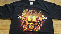Bullet For My Valentine T Shirt New