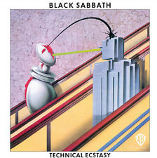 Technical Ecstasy by Black Sabbath (Vinyl, Aug-2016, Rhino (Label))
