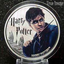 2020 - Harry Potter - $1 1 OZ Fine Silver Proof Dollar Coin - Fiji