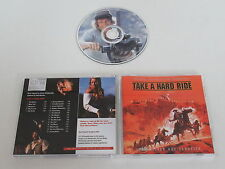 TAKE A HARD RIDE/SOUNDTRACK/JERRY GOLDSMITH(FSM VOL.3 NO.1) CD ALBUM