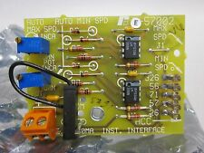 Reliance Electric 0-57002 Pre-set Speed Interface Board
