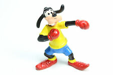"Walt Disney Sport Goofy Boxer Bully Sports Pvc 3"" Rare figure Bullyland Germany"