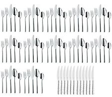 WMF Manaos Bistro 72 Piece Flatware Set, Service for 12