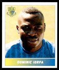 Panini Football League 96 - Dominic Iorfa Southend United No. 249