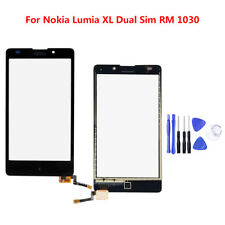 For Nokia Lumia XL Dual SIM RM 1030 Outer Touch Screen Digitizer Panel Glass Len