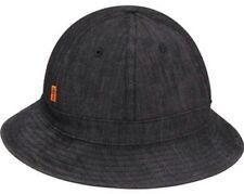 SUPREME X LEVIS DENIM BELL HAT CRUSHER BUCKET BEANIE CAMP CAP 5-PANEL HAT