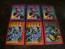 1993 Skybox---X-Men Series-2---30 Years---Lot Of 6