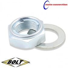 BOLT REPLACEMENT REAR AXLE NUT FOR HONDA CR125 CR250 2000 - 2007