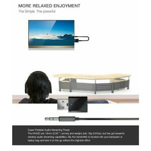 Usb Bluetooth Dongle Receiver Transmitter Audio Music Adapter Cordless HotSALE