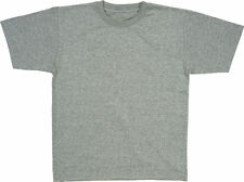 Einfarbige S Kurzarm Herren-T-Shirts