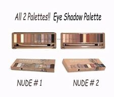 Neutral Eye shadow Palette- Beauty Creations Barely NUDE 1 & 2 Eyeshadow Palette