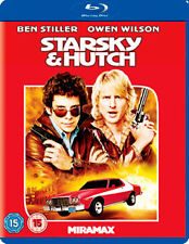 STARSKY AND HUTCH - BLU-RAY - REGION B UK