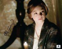 Elle Fanning Signed 8X10 Photo Autograph Curious Case Benjamin Button GP330969