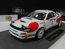 "TOP Marques TOP34G - Toyota Celica WRC Rallye Spanien 1992 "" Carlos Sainz "" 1:18"
