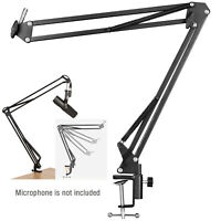 Boytone BT-29ST Adjustable Microphone Arm Suspension Boom Scissor Arm Stand