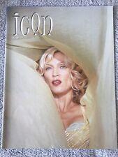 MADONNA Fan Club - Icon Magazine No.38 - Excellent