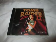 Tomb Raider II PC CD-ROM 1997/1998 – Used