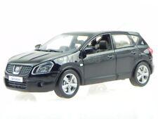 Nissan Qashqai 2007 nero modellino 10025 T9 1:43