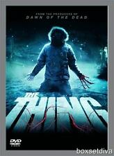 THE THING (2011) Mary Elizabeth Winstead & Joel Edgerton  *BRAND NEW DVD *