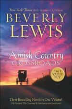 Amish Country Crossroads 3-in-1 Trilogy By Beverly Lewis  FREE SHIPPING