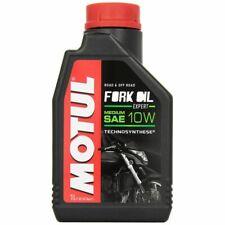 Huile Motul Fork Oil Expert Medium 10W 1L pour fourche moto 105930