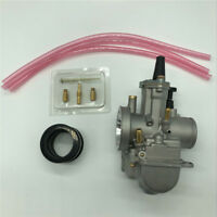 High Performance 30mm Carburetor+Power Jet For Motorcycle Scooters Dirt Bike ATV